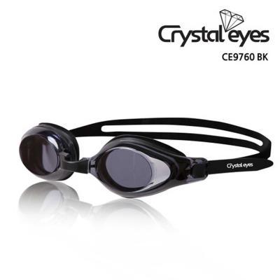 크리스탈아이즈  수경 CE9760 BK