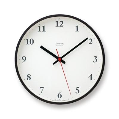 LEMNOS [LC10-21] PLYWOOD CLOCK