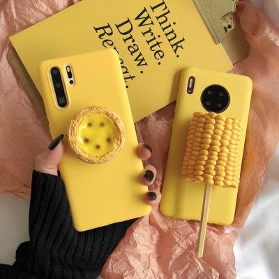 아이폰11 PRO MAX SE2 8 7+ XR 옥수수 실리콘 케이스