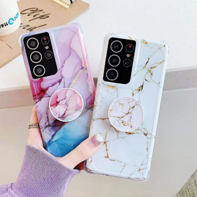 아이폰 xr xs max se2 8 7 대리석 그립톡 젤리 케이스