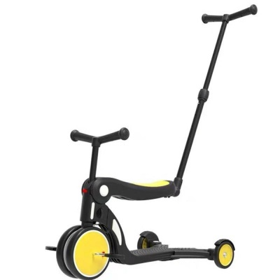 5in1 다기능 접이식 킥보드 균형 4륜자전거