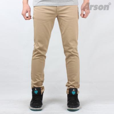 [Arson] 알슨 정품/15113 BASIC COTTON PANTS (BEIGE)/남성용 면바지/일자면바지/알슨면바지