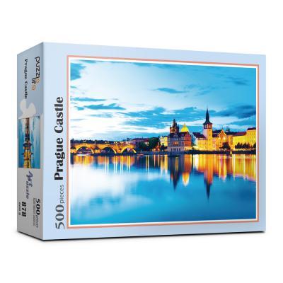500피스 프라하 성 직소퍼즐 PL878