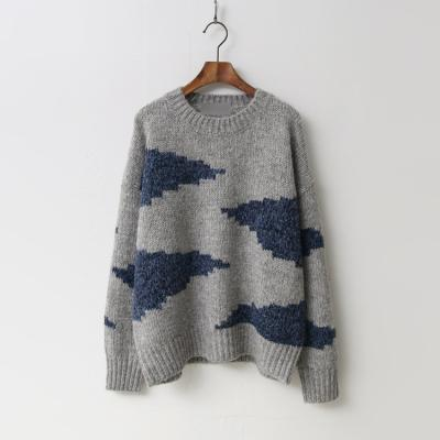 Cloud Cashmere N Wool Sweater