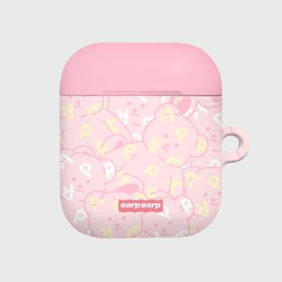 Soft together bear-pink(에어팟 하드)