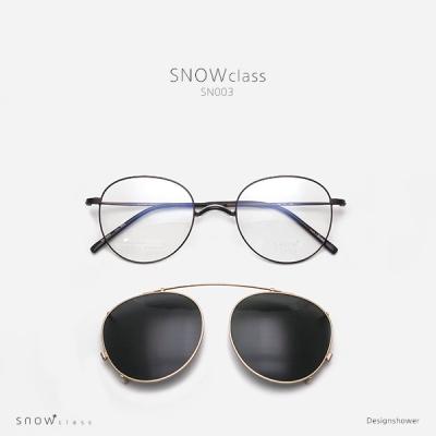김종필안경 - 스노우클래스 SN003  코받침없는 안경