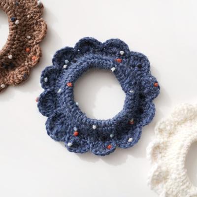 편안한 반려동물 케이프 - 코바늘 뜨개질 키트