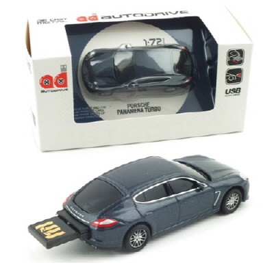 1/72 포르쉐 파나메라 USB 16GB (WE002084BL) USB 메모리 모형자동차