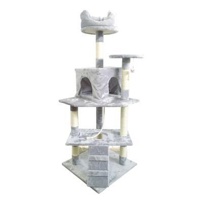 헬로망치 프리미엄 대형 고양이 캣타워 DS401