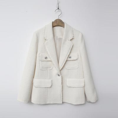 Tweed Abby Jacket