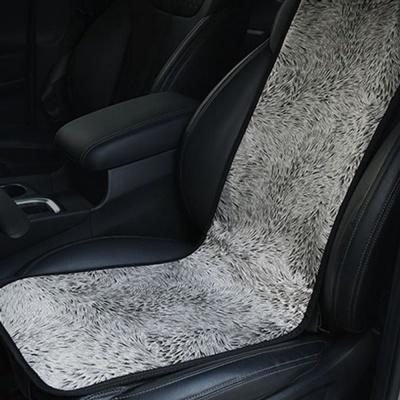 자동차 겨울 시트 슬림 차량용 보온 시트 커버 1P H3
