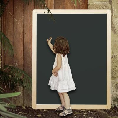 [꼬메모이]로이보드 / 유아 자석 칠판 화이트