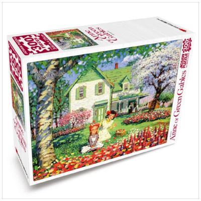 [학산문화사] 빨강머리 앤 직소퍼즐 300pcs: 꽃나들이