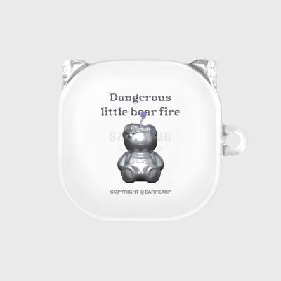 LITTLE FIRE STEEL COVY(버즈라이브-클리어하드)