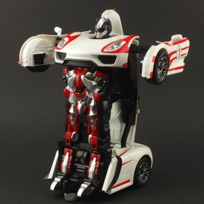 트랜스포메이션 포르쉐 변신로봇 RC (JK790052WH)