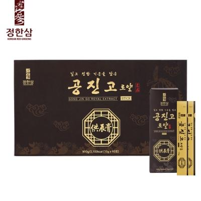 정한삼 공진고로얄스틱(60포)15g x 60포