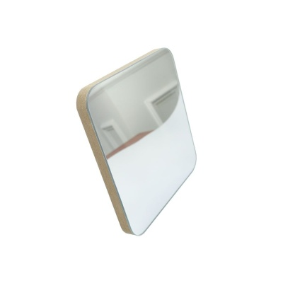 지수 원목 사각 거울 중 탁상거울 책상거울