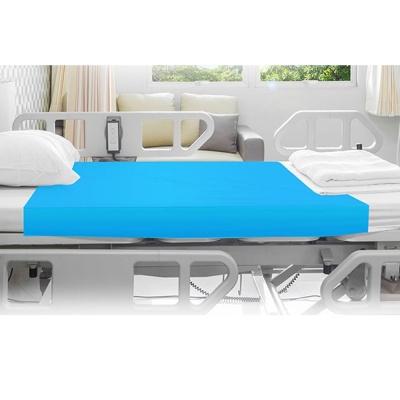 레자방수시트 95x140cm 하늘색 병원 반시트 커버