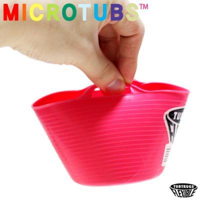 뉴출시!  마이크로 텁[MICRO TUB] 핑크 370ml