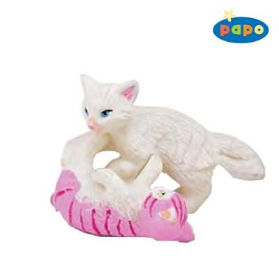 [papo]핑크 아기고양이