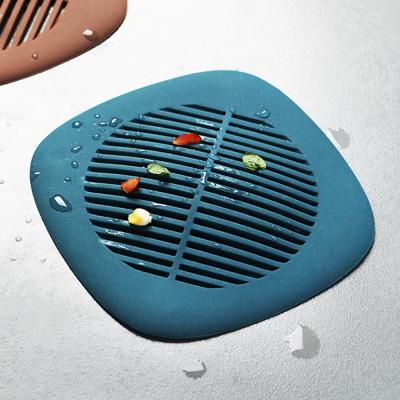 실리콘 거름망 (하수구 배수구 욕실 머리카락 망)