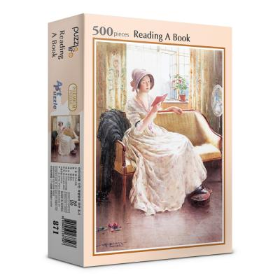 500피스 독서 직소퍼즐 PL871