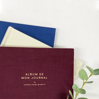 ALBUM DE MON JOURNAL 클래식감성 포토앨범