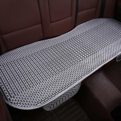 원스카 자동차 쿨시트 방석(더블) (실버)