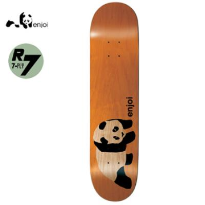 [enjoi] ORIGINAL PANDA ORANGE R7 DECK 8.1