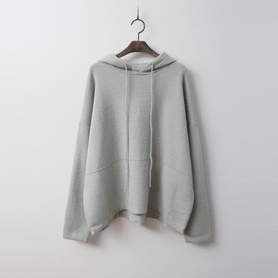 Pastel Hooded Knit