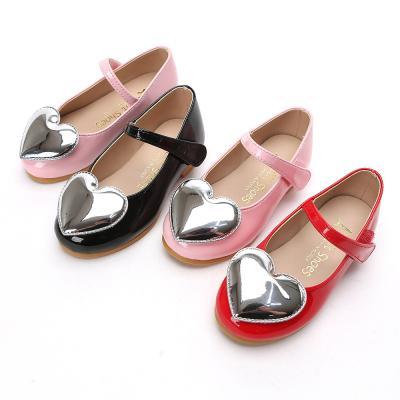 쁘띠 뉴하트구두 150-200 유아 아동 키즈 구두 신발