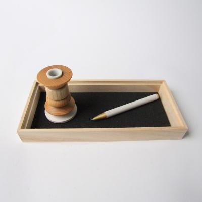로그 데스크 펜 Desk Pen(Wood Ornament)