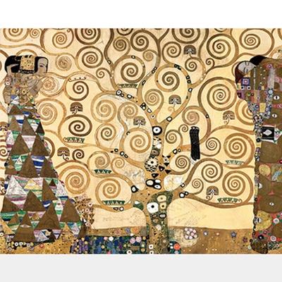 퍼즐 명화 생명의나무 500 피스 1000 피스 직소퍼즐