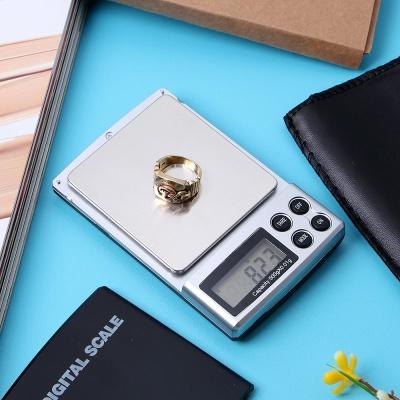휴대용 초정밀 전자저울(500gx0.01g)
