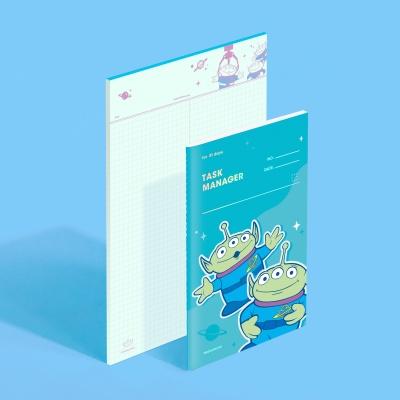[디즈니] 태스크 매니저 31DAYS + 노트페이퍼 - 알린