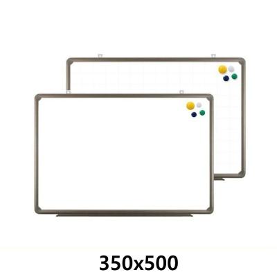 토탈 자석 화이트보드 알루미늄몰딩 350x500