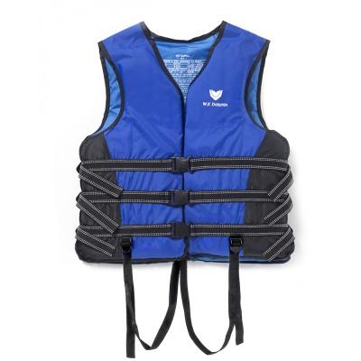 국산 돌핀 블루 구명조끼(XL)/ 수영 부력보조복