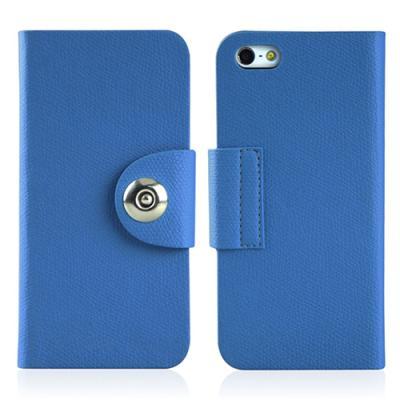 아이폰 5용 리사 플립케이스 (블루)