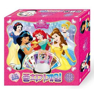 디즈니 프린세스 종치기 보드게임 / 6세이상 2-4인