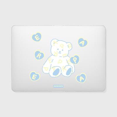 Soft bear(맥북-투명)