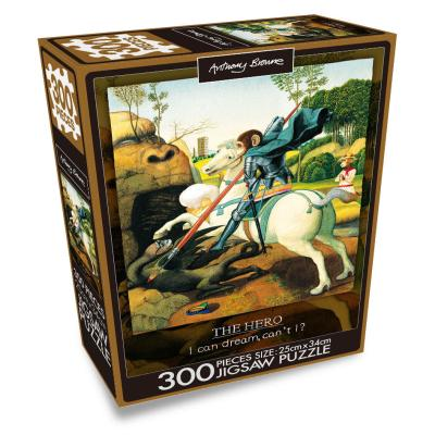 앤서니 브라운 300PCS 직소퍼즐 : 영웅
