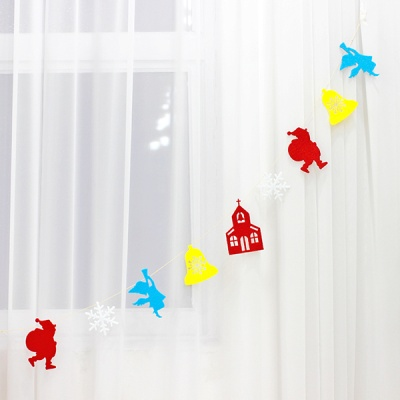 천사의 크리스마스 가랜드