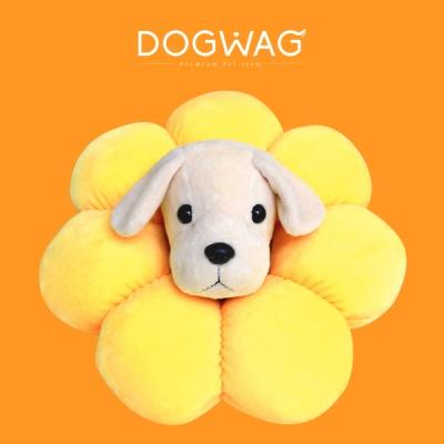 [도그웨그 DOGWAG] 꽃개 넥카라 목보호대 강아지 넥카라 고양이 넥카라