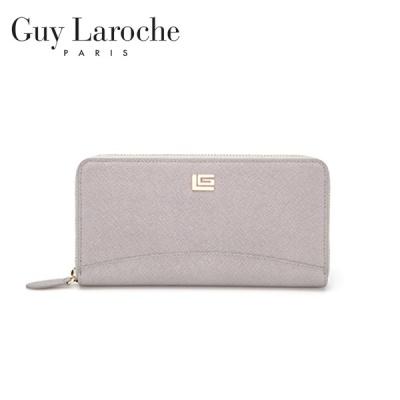 [Guy Laroche] 사피아노 카드수납 지퍼장지갑 GL-9261-SP-GR