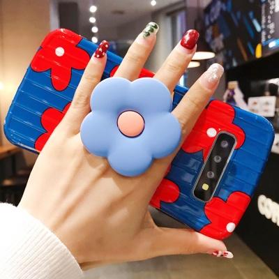 갤럭시s10 플러스/s9/s8+ 그립톡세트 휴대폰케이스