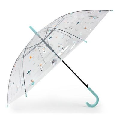 겨울왕국2 58 올라프 POE 우산 초등학생 투명 8세이상
