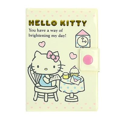 (일본직수입) 헬로키티 카드화일