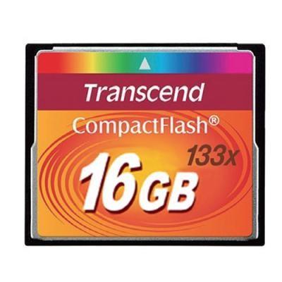 [트랜샌드] CF카드 133배속 16GB