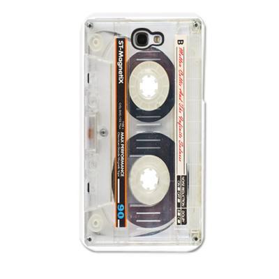 카세트테이프 8090시리즈 케이스(갤럭시노트2)