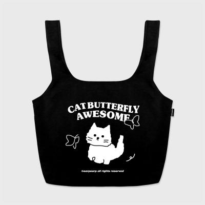 Awesome cat-black(쇼핑백)